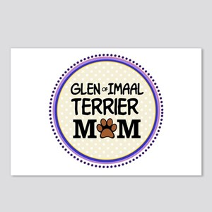 Glen of Imaal Terrier Mom Postcards (Package of 8)