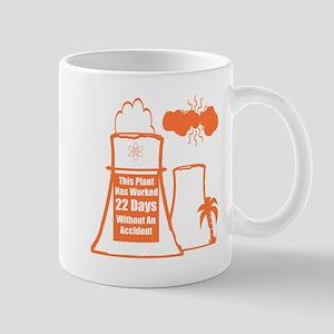 Funny Nuclear Mugs