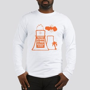 Funny Nuclear Long Sleeve T-Shirt