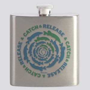 Catch and Release Pike Flask