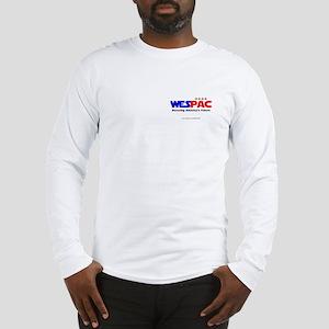 """WesPAC"" Long Sleeve T-Shirt"