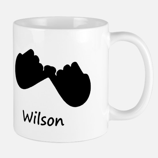 Peace Love Wilson Mug