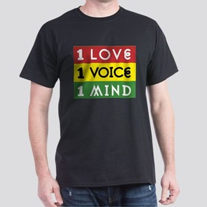 NEW-One-Love-voice-mind3b T-Shirt