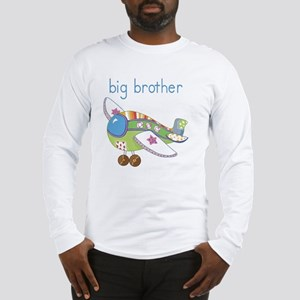 Airplane Big Brother Long Sleeve T-Shirt