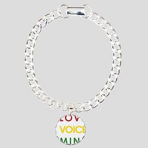 NEW-One-Love-voice-mind4 Bracelet