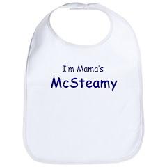 I'm Mama's McSteamy Bib