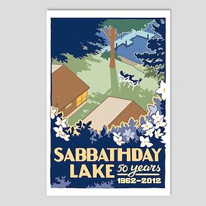 Sabbathday Lake - 50 year Postcards (Package of 8)