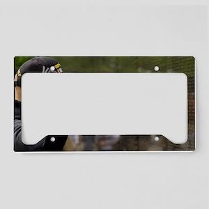 Vietnam Memorial License Plate Holder