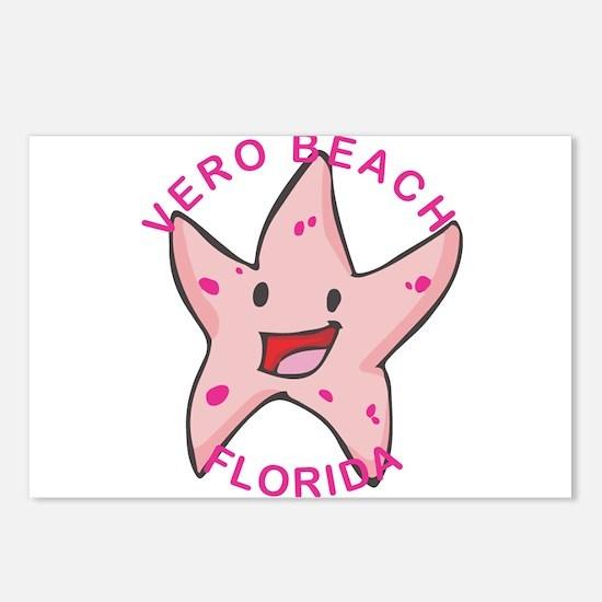 Florida - Vero Beach Postcards (Package of 8)