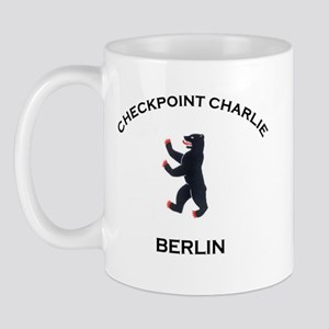 Checkpoint Charlie Mug