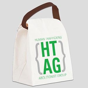 HTAG Emblem Canvas Lunch Bag