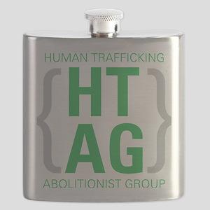 HTAG Emblem Flask