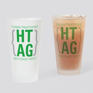 HTAG Emblem Drinking Glass