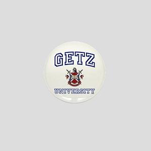 GETZ University Mini Button