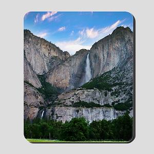 Yosemite Falls Mousepad