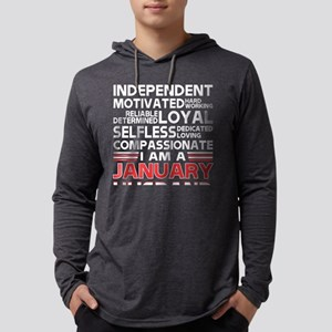 Strong Independent Motivates J Long Sleeve T-Shirt