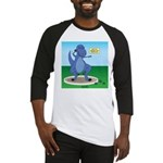 T-Rex Shot Put Baseball Tee