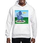 T-Rex Shot Put Hooded Sweatshirt