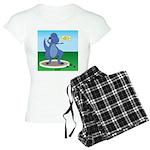 T-Rex Shot Put Women's Light Pajamas