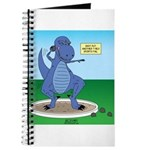 T-Rex Shot Put Journal