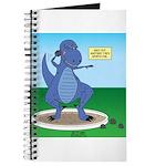 T-Rex Shot Put Journal