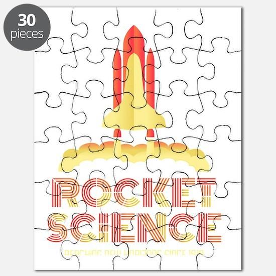 Unique Aerospace Puzzle