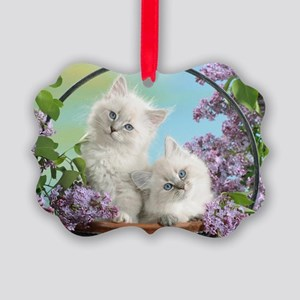 Little Cuties Picture Ornament