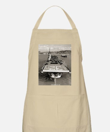 leyte cv framed panel print Apron