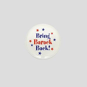 Bring Barack Obama Back Mini Button