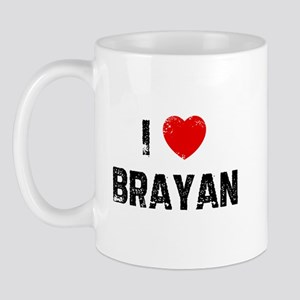 I * Brayan Mug