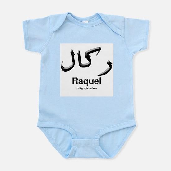 Raquel Arabic Calligraphy Infant Bodysuit