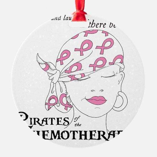 Pirate-Tee-Shirt Ornament