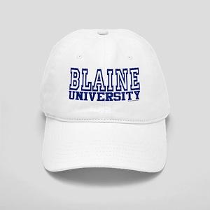 BLAINE University Cap