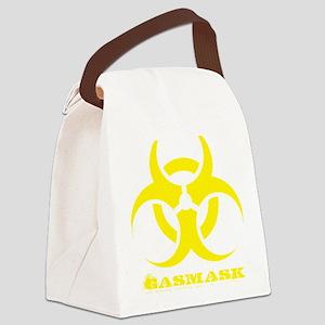 biohazard 2 Canvas Lunch Bag
