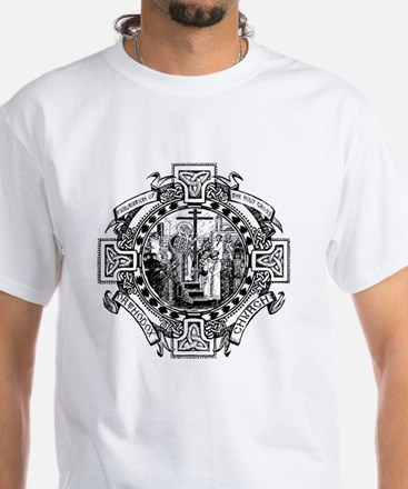 Exaltation of the Holy Cross Orth White T-Shirt