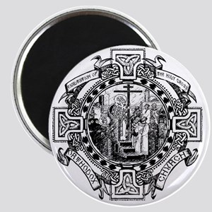Exaltation of the Holy Cross Orthodox Churc Magnet