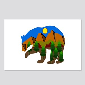 BEAR Postcards (Package of 8)