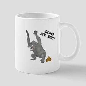 Going Ape Shit Mug