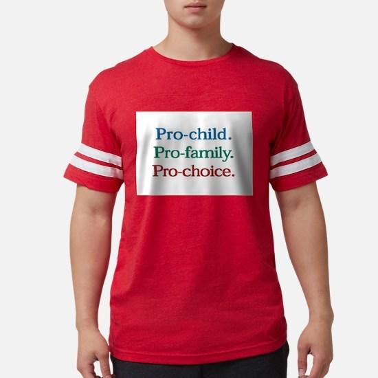 Pro-Choice Ash Grey T-Shirt