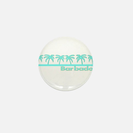 Carribean Mini Button