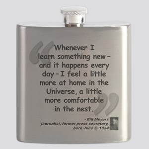 Moyers Learn Quote Flask