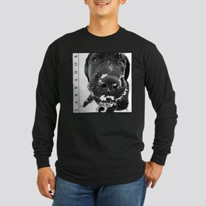 BLACK_LAB_SNOW_FRAME Long Sleeve T-Shirt