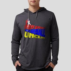 Baseball uncle Long Sleeve T-Shirt