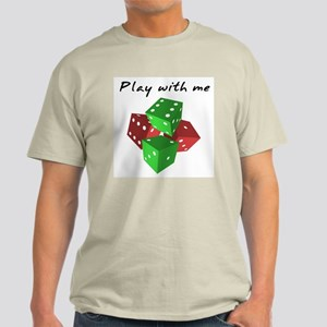 Play with me Light T-Shirt