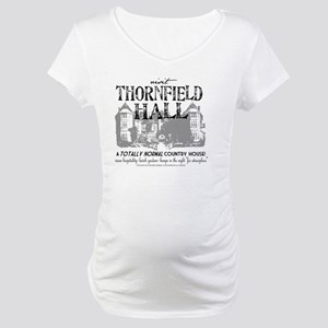 Visit Thornfield Hall Maternity T-Shirt