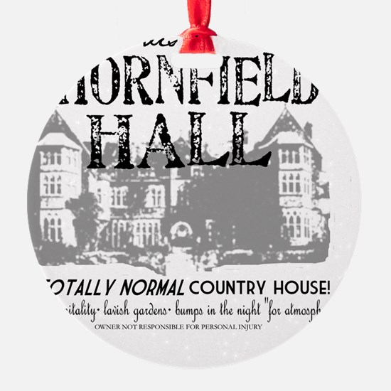 Visit Thornfield Hall Ornament