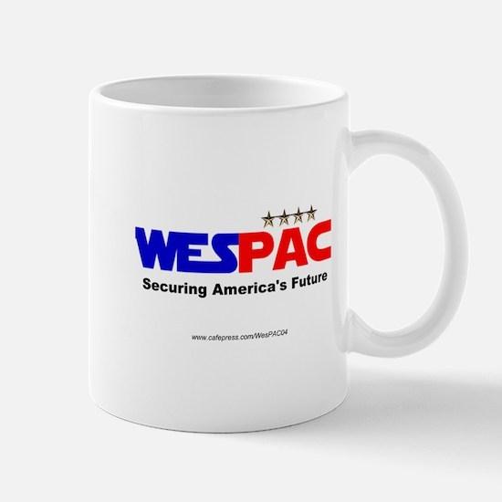 """WesPAC"" Mug"