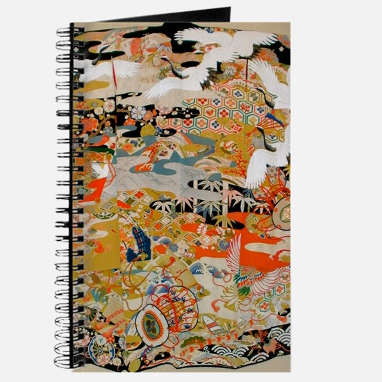 LUXURIOUS ANTIQUE JAPANESE KIMONO FOR FOR  Journal