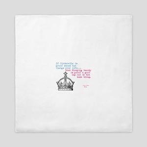 Sleeping Beauty Queen Duvet
