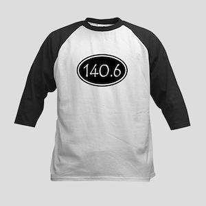 Black 140.6 Oval Baseball Jersey